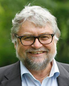 Jørgen Carlsen holder oplæg til Sprogdagen 2020