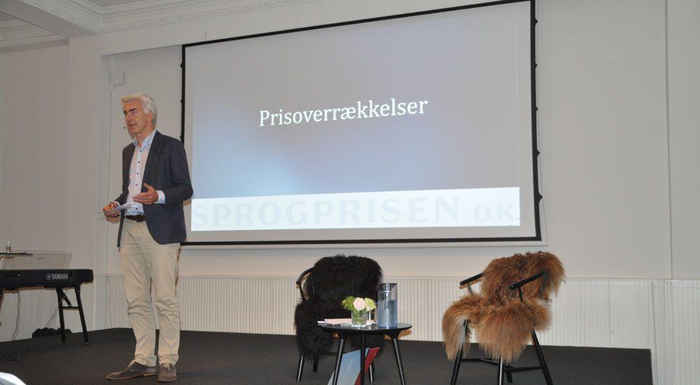 Vinderne af Sprogprisen.dk 2020